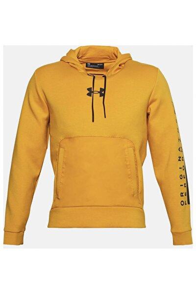 Erkek Spor Sweatshirt - UA Summit Knit Hoodie - 1360730-711