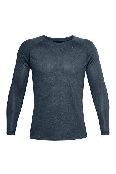 Erkek Spor T-Shirt - M Ua Breeze Long Sleeve - 1350088-467