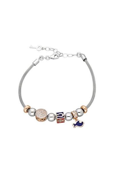 Kadın 925 Ayar Gümüş Pandora Bileklik
