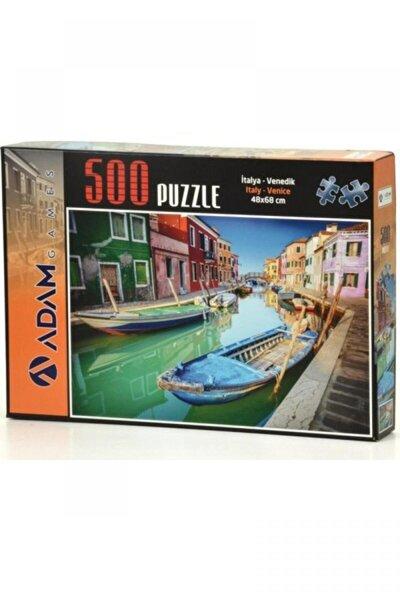 Italya Venedik 500'lük Puzzle