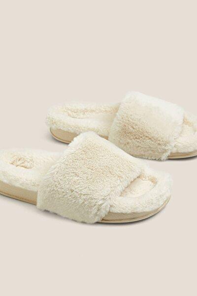 Tüylü Sandalet