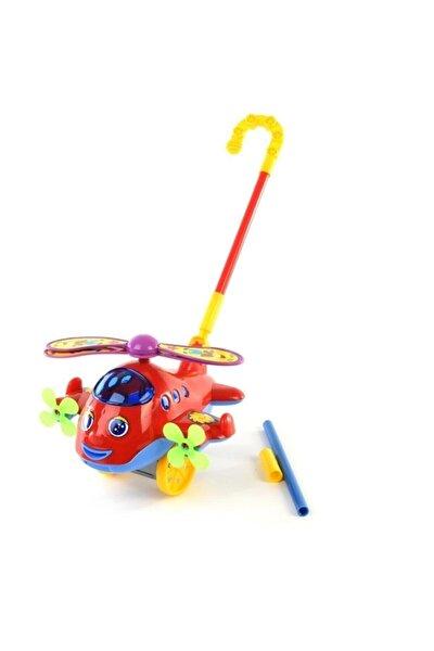 Oyuncak Sopalı Sesli Tombul Helikopter