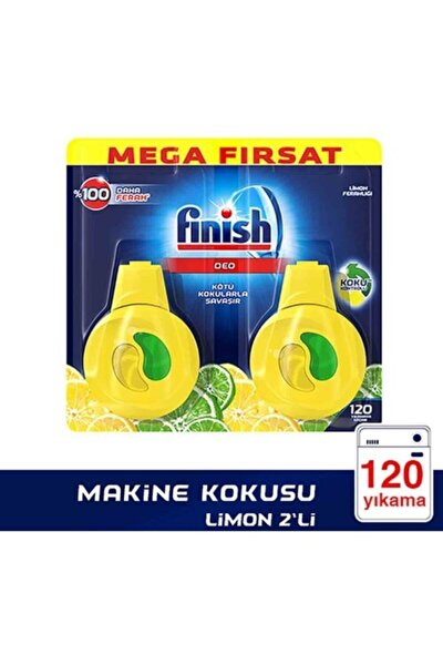 2'li Limon Bulaşık Makinesi Kokusu