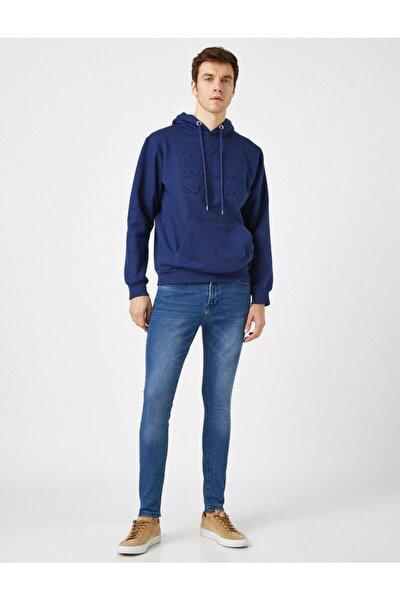 Jeans Super Skınny Fıt Justın