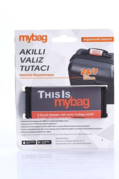 My Bag Handle Siyah Siyah Unısex Valiz Tutacı
