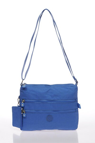 Smb1185-0031 Mavi Kadın Çapraz Çanta