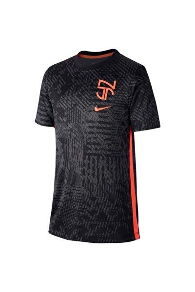 Unisex Çocuk Siyah Neymar Jr Nk Dry Top Ss Cd2228-010 T-Shirt