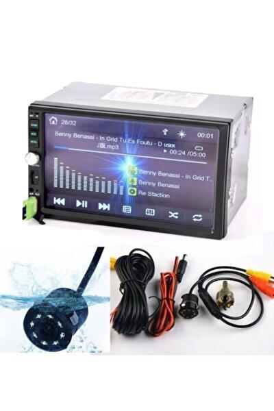 Universal Ensiga 7 Inç Ekranlı Multimedya Dooble Teyp Kw-4000