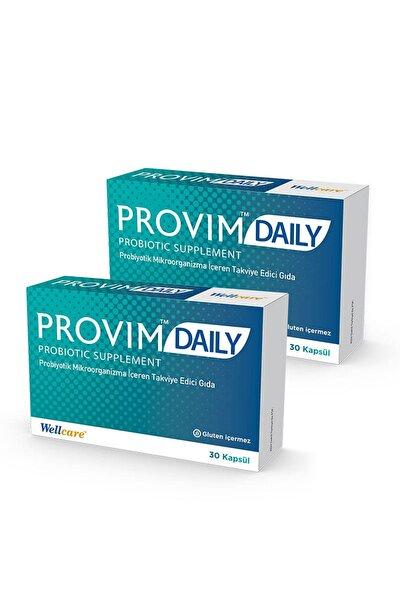 Provim Daily 30 Kapsül 2 Adet