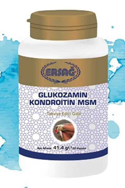 Glukozamin Kondroitin Msm