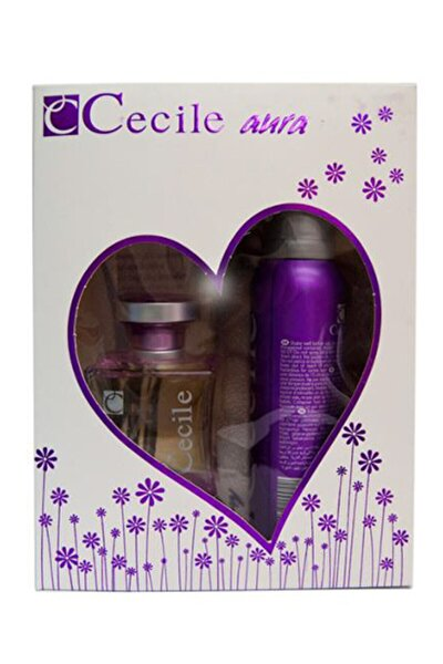 Aura Edt 100 ml + Deodorant 150 ml Set