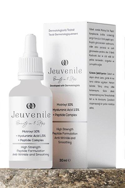 Matrixyl %10 + Hyaluronic Acid %1.5 + Peptide Complex Anti-Age Kırışıklık Karşıtı Serum 30 ml