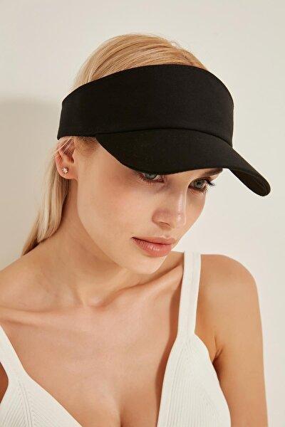 13363 Siyah Tenisçi Şapkası