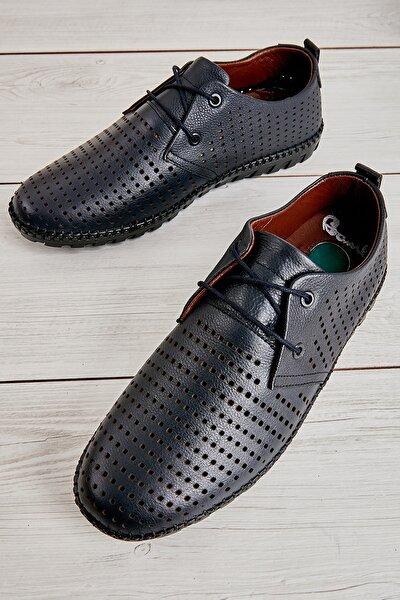 Lacıvert Erkek Ayakkabı