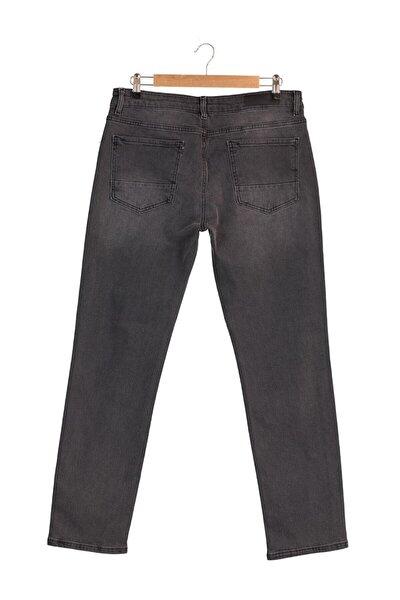 Erkek Gri Jeans 1YAM43749LD