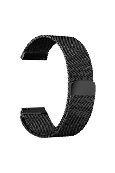 Huawei Watch Gt Gt2 Honor Magic Watch 2 Uyumlu Metal Hasır Kordon