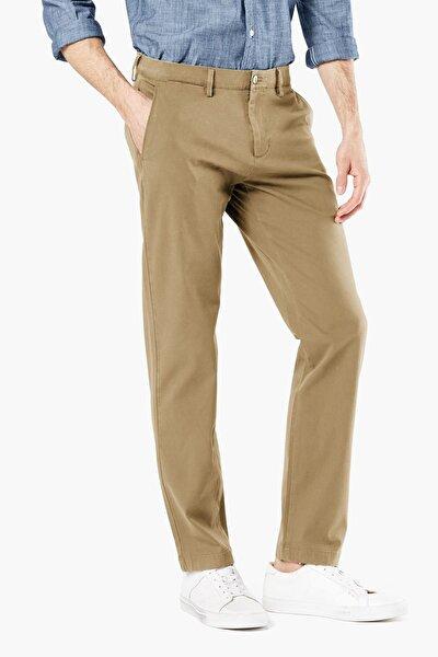 Erkek Smart 360 Flex Alpha Chino, Tapered Fit Pantolon