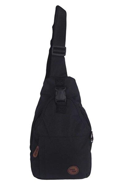Seven Teen Bodybag Erkek Çantası Siyah 2212