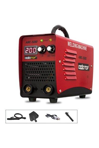 Top Arc 500 Pro Inverter Dijital Göstergeli Kaynak Makinası 200 Amp 2,5 3 Sorunsuz Eritir