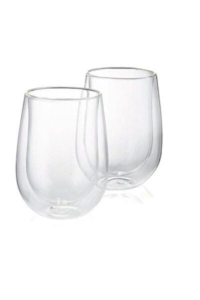 395002160 Çift Camlı Drink Bardak 2'li