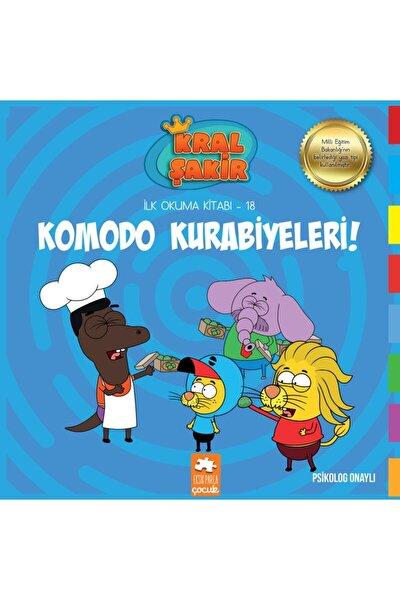 Komodo Kurabiyeleri Kral Şakir Ilk Okuma Kitap
