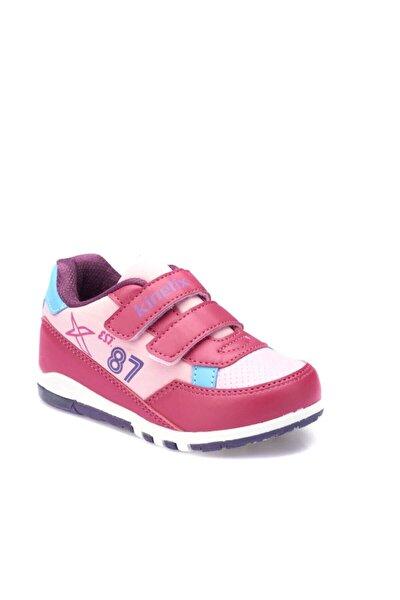 Melsi Fuşya Açık Pembe Kız Çocuk Sneaker Ayakkabı 100325658