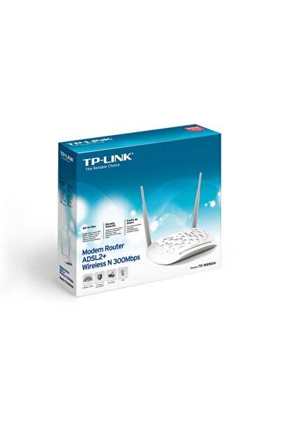 Modem 4 Port 300 Mbps Router Td-w8961n
