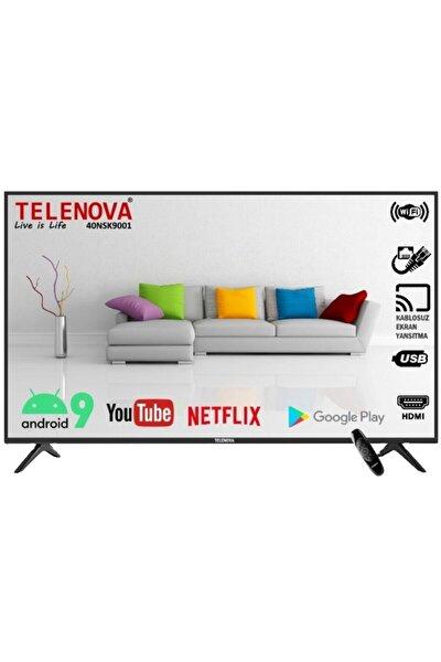 """40NSK9001 40"""" 101 Ekran Uydu Alıcılı Full HD Smart LED TV"""