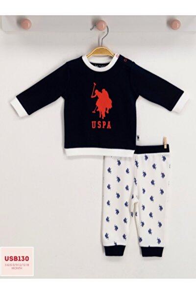 U.s. Polo Assn Lisanslı Bebek Uzun Kol 2'li Takım Usb130