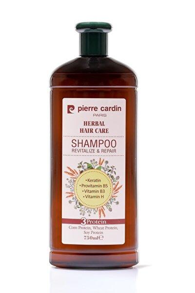 Herbal Onarıcı Ve Canlandırıcı Etkili Bitkisel Şampuan 750 ml