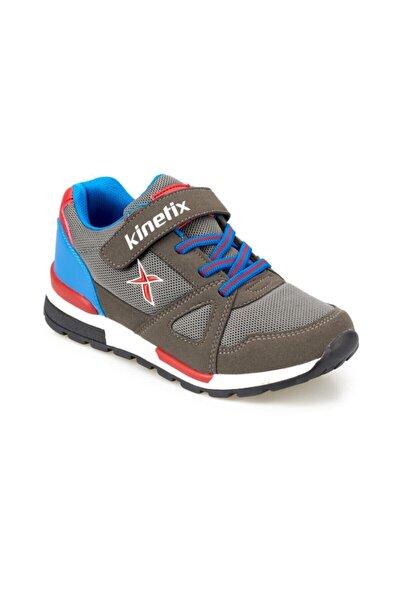 RIVERO Koyu Gri Saks Kırmızı Erkek Çocuk Sneaker 100243002