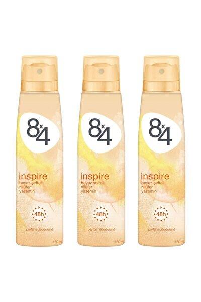 Inspire Kadın Deodorant Sprey 150 Ml 3 Adet