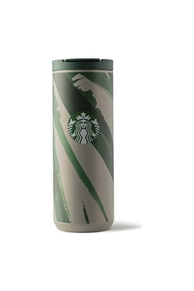 ® Klasik Seri Termos - Gri-yeşil Renkli 473 Ml