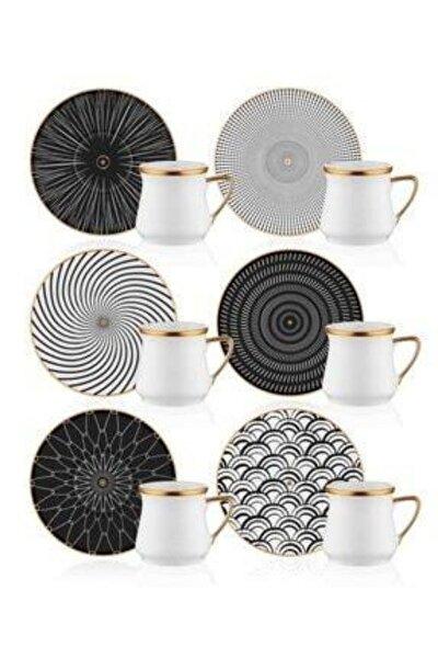 Hypnos Kahve Fincanı Seti - 6 Kişilik
