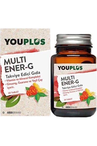 Multi Ener-g Multivitamin 30 Tablet-1 Adet