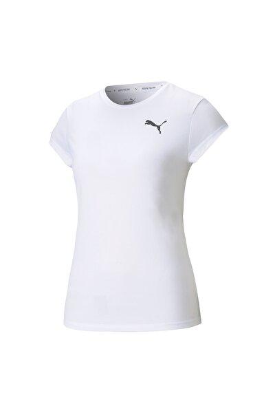 ACTIVE TEE Beyaz Kadın T-Shirt 101085405