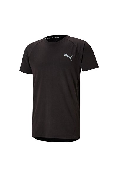 EVOSTRIPE TEE Siyah Erkek T-Shirt 101085385