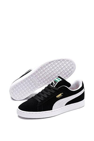 35263403 SUEDE CLASSIC EC Siyah BEYAZ Erkek Sneaker 100002090