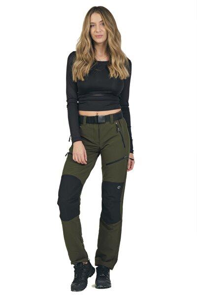 Q&steinbock Medusa Parçalı Kadın Outdoor Pantolon (PALASKALI KEMER HEDİYELİ)