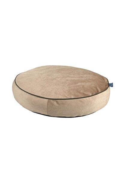 Delicate Camel Kedi Köpek Yatağı Krem 45*45 Cm