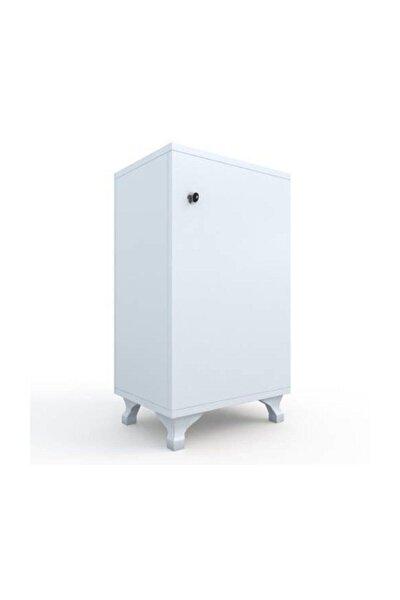 Kilitli dolap rana29 byz banyo dolabı ayaklı mutfak ofis kiler kitaplık evrak ÖZEL EBAT 68*29*29 cm.