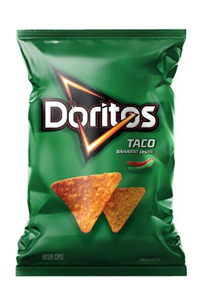Taco Baharat Çeşnili Mısır Cipsi Süper Boy 121 gr