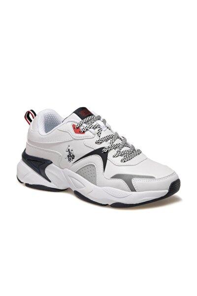 JIMMY Beyaz Erkek Sneaker Ayakkabı 100536421