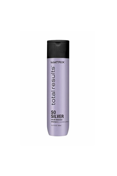 Total Results So Silver Gri Ve Gümüş Saçlar Için Bakım Şampuanı