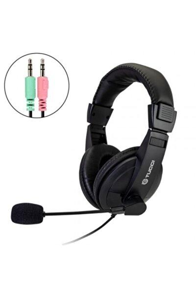 Gaming Mikrofonlu Kafa Bantlı Kulaklık Tc-l750mv