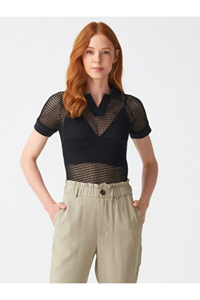3473 File T-shirt-siyah