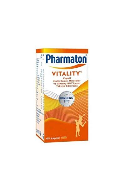 Vitality Multivitamin 60 Kapsül