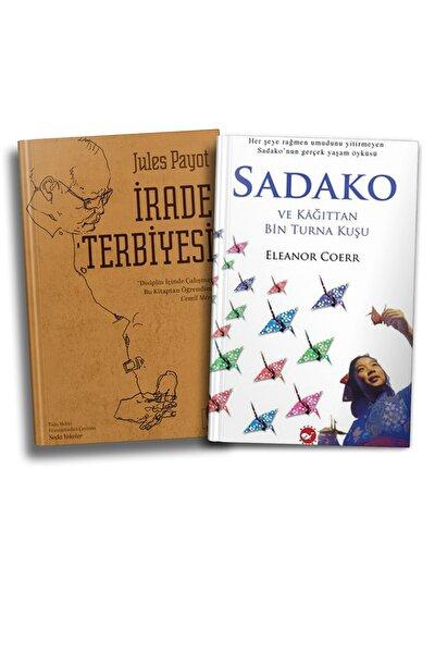 Jules Payot Irade Terbiyesi - Sadako Ve Kağıttan Bin Turna Kuşu Set Kamanyalı-spesifik