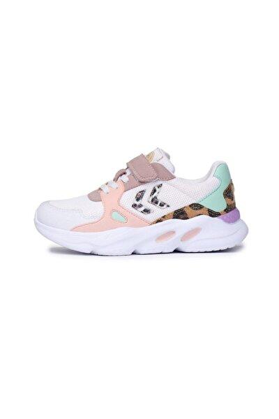 Kız Çocuk  Hmlyork Animal Print Jr Sneaker