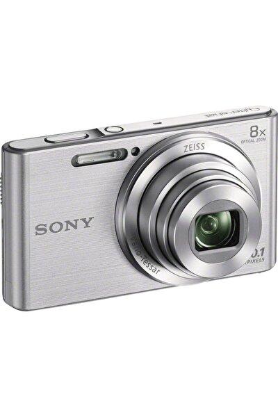 Dsc-w830 Dijital Fotoğraf Makinesi Gümüş